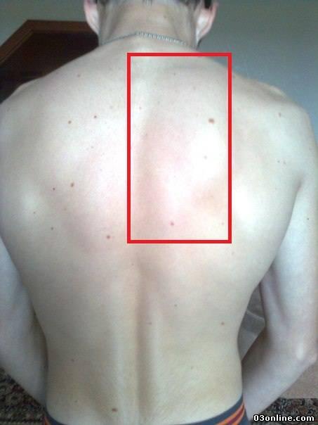 Качаю пресс- болит спина