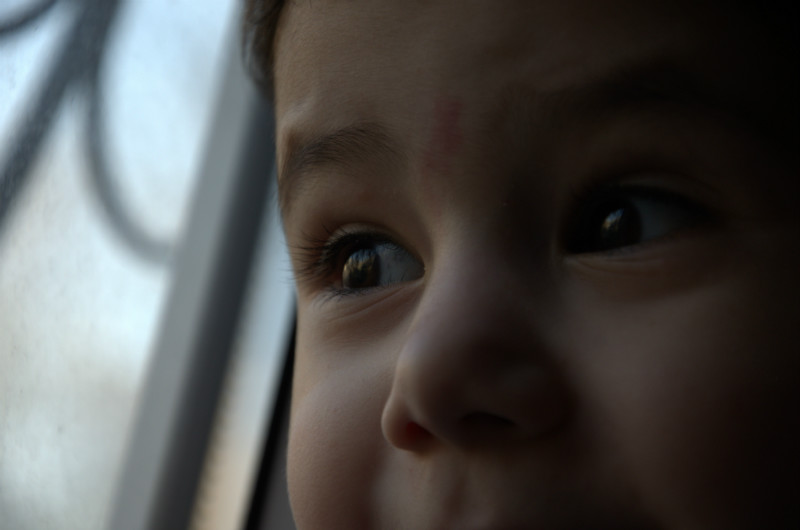Серые глаза у ребенка 55