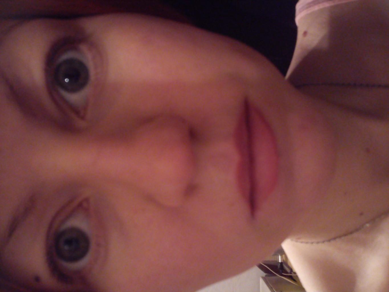 Фото макияж кривого носа